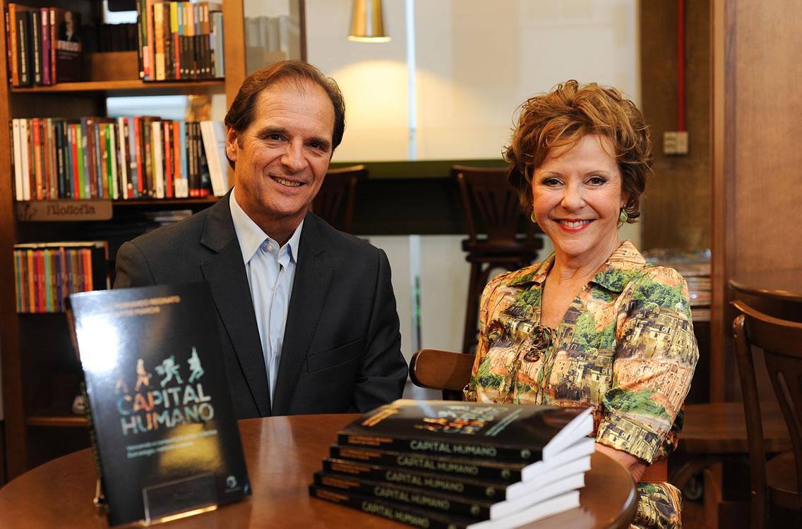 Luiz Fernando Reginato e Miriam De Marchi